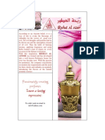 Reehat Al Atoor by Zahras Perfumes