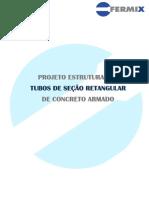 Projeto Estrutural Aduelas Fechadas