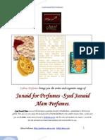 2010816 Syed Junaid Alam Catalog Zahras Perfumes
