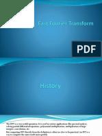 History_RollNo_37_43_FastFourierTransform.pptx