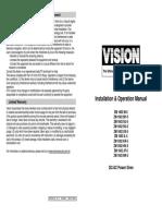 z Wave Vision Wireless Siren Battery Powered Gen5 Manual