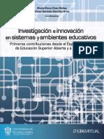 Investigación e Innovación en sistemas y ambientes educativos