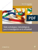 Siete estrategias metodológicas para la investigación en la virtualidad