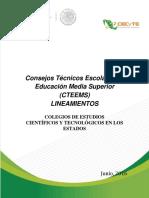 Consejos Técnicos EMS