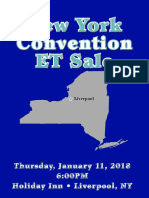 NY Convention ET Sale 2018