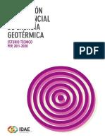 Evaluacion Del Potencial Energia Geotermica