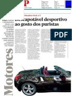 """NISSAN 370Z ROADSTER NO """"PÚBLICO"""""""