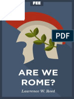 Are We Rome