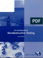 An Introduction to Nondestructive Testing 2 Edition