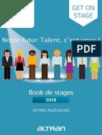 Bookstage 2018 Altran Maroc