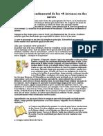 Aprende Lo Fundamental de Los 78 Arcanos en Dos Meses