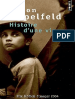 Appelfeld Aharon Histoire d Une Vie 2013 Vetaurel TAZ