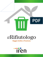 Rifiutologo RE NO PB New x Stampa A5 2016