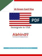 Eb 5 Immigration Information