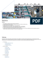 2. Valves & Pumps - Statistics
