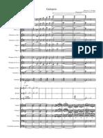 Galopera - Partitura y Partes
