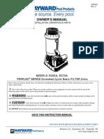 Hayward EC65A Manual