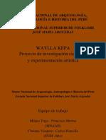 INSTRUMENTOS PREHISPANICOS PERUANOS
