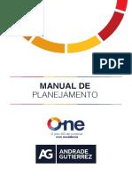 Manual de Planejamento