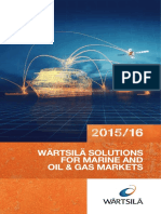 Wartsila Brochure Marine Solutions 2015