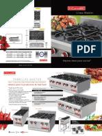 Coriat PCV-2 MASTER Cocina 2 Hornillas Item 29
