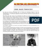 El Informe Jager
