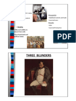 the beginning and end of the napoleonic age