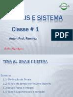 Classe 1