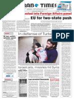 Arab Times - Kuwait - Mi 10 Ene 2018
