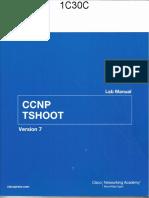 Ccnp Tshoot Version 7