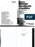 125542857 1 1 Duverger Introduccion a La Politica 11 112