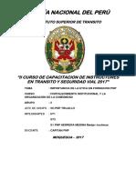 Seguridad Ciudadana y Su Presupuesto en El Perú