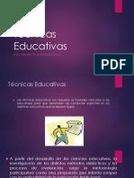 Técnicas Educativas