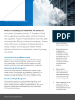 System Center 2016 Infrastructure Provisioning Solution Brief en US