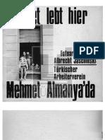 Mehmet Almanyada