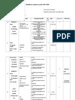 Planif Cls III Anual