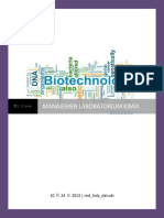 Manajemen Laboratorium Kimia Bag 1