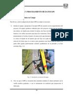 Adquisicion y Procesamiento Datos Gps