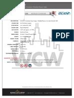 Cable de Control Wcw_002330