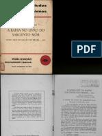 Livro - MORENO, D. C. - A Bahia No Livro Do Sargento-mor Livro Que Dá Razão Do Brasil (1)