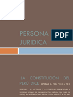 Persona Juridica