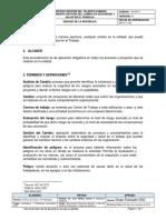 TH-Pr17 Procedimiento Gestión Del Cambio en Seguridad y Salud en El Trabajo - SST V1
