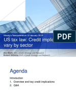 Moody's US Tax Law Conference