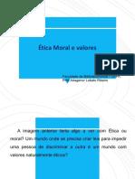 Ética Moral e valores