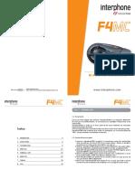 User Manual f4mc Es