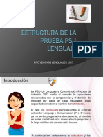 Estructura de La Prueba Psu