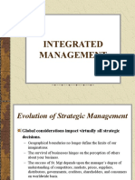Integrated Management