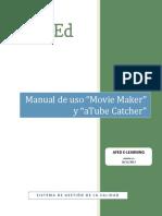 Manual de Uso Movie Maker y Atube Catcher 1