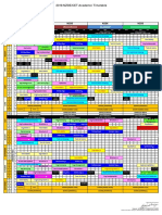 2018 NZDE_CET Timetable Ver1