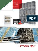 Catalogo Quadros de Distribuição - STRAHL